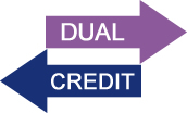 dual credit-high school courses